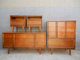 mid century modern bedroom sets mid century modern bedroom furniture walnut credenza 52 rare mid