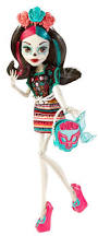 255 best monster high images on pinterest monster high dolls black friday 2014 monster high monster scaritage skelita calaveras doll and fashion set from mattel cyber monday black friday specials on the season