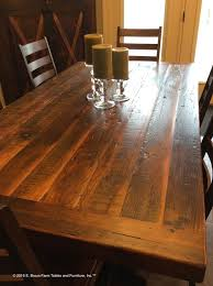 678 best reclaimed barn wood furniture by e braun farm tables