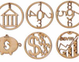 money ornament etsy