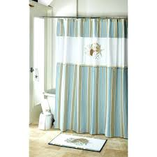 Coastal Shower Curtain by Rainforest Shower Curtain Coastal Shower Curtains And Towels