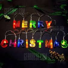 mr christmas lights and sounds fm transmitter merry christmas letters decorations led string lights 5 49 free