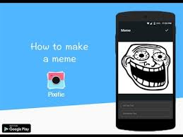Picture Editor Meme - how to make a funny meme using pixifie the photo editor best app