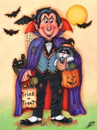 pin by cindy warner on clip art halloween ghouls goblins