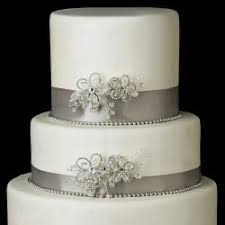 wedding cake jewelry wedding decor