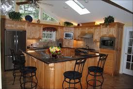 kitchen curved kitchen island with seating round kitchen island