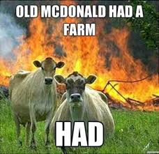 the best of the evil cows meme pophangover
