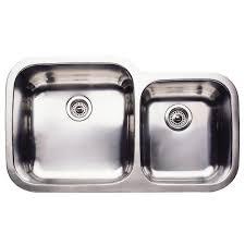 3 Bowl Undermount Kitchen Sink by Blanco Supreme Undermount Stainless Steel 35 In 1 3 4 Bowl