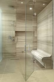 mosaic ideas for bathrooms toronto tile showers ideas bathroom contemporary with shower bench