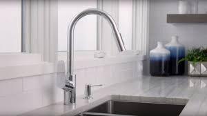 striking design of hansgrohe kitchen faucet costco metro costco
