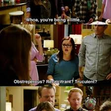 Modern Family Memes - alex is cray cray while hailey judges on modern family