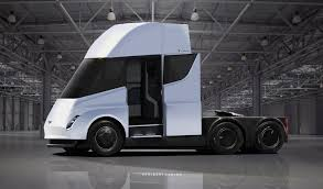 luxury semi trucks cabs tesla semi truck with crew cabin brought to life in latest renderings