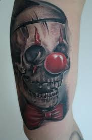 clown tattoos designs ideas and meaning tattoos for you