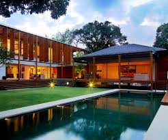 tropical home designs simplicity tropical home style in singapore decor photos gallery