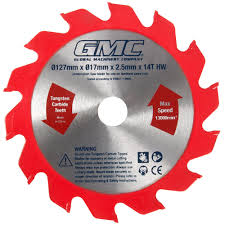 Table Saw Blade For Laminate Flooring Gmc Laminate Flooring Saw Blade 127mm X 17mm