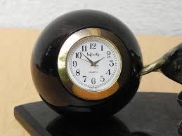 Linden Mantel Clock Linden 7 Jewels Desk Alarm Clock Calendar I Like Mikes Mid