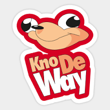 Stickers Meme - ugandan knuckles meme stickers teepublic