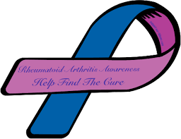 ra ribbon rheumatoid arthritis awareness ribbon ra