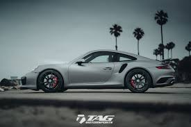 a graphite blue drop top beauty 991 2 cab techart hre tag introducing the hre ff04 finally installed on 991 2 widebody