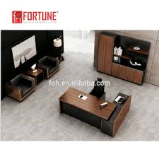 Modern Wood Office Desk China Office Quality Modern Furniture Office Executive Desk Design