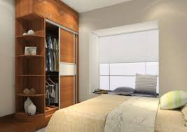 Wall Wardrobe by Bedroom Simple White Textured Wood Wardrobe Design Bedroom With