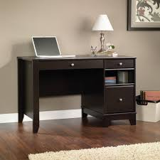 Wooden Computer Desk With Hutch by Amazon Com Sauder Camarin Computer Desk In Jamocha Wood Office