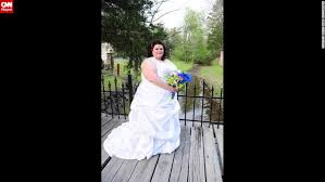 wedding dresses 200 weight loss home workout helped lose 200 pounds cnn