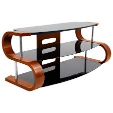 modern tv stand with mount lumisource metro series tv stand 120