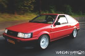 classic toyota cars happy 8 6 day the classic vs the classic to be wangan warriors