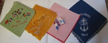 Ww2 Allied Flags Ww2 Victory Hankie With Allied Flags From Faywrayantiques On Ruby Lane