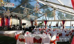 clear wedding tent outdoor clear top party marquee with luxury decoration liri tent