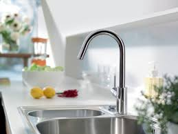 hansgrohe talis c higharc kitchen faucet home design ideas and
