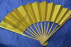 how to make a fan how to make a georgian or regency fan