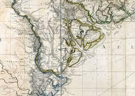 Map Of Savannah Ga Anthony Wayne U0027s 1782 Savannah Campaign Journal Of The American