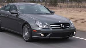 mercedes cls63 amg for sale 2010 mercedes cls63 amg drive review