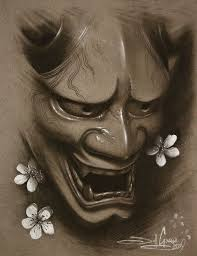 35 best hannya images on pinterest masks theater and drawing