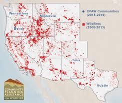 Colorado Wildfire Risk Map by One Day Training Only U2013 Community Planning Assistance For Wildfire