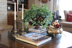French Country Coffee Tables - fall coffee table french country home decor party decor ideas
