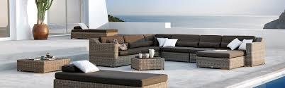 salon haut de gamme mobilier de jardin design sifas outdoor dedon flexform royal