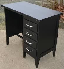 petit bureau noir petit bureau noir meuble bureau haut lepolyglotte