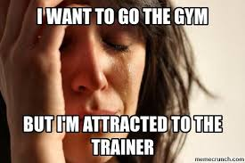 Trainer Meme - gym trainer