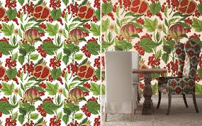 Wallpaper Patterns by Saddo U0027s Beautiful Wallpaper Patterns Are Packed With Nature U0027s
