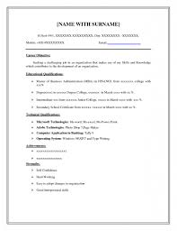 Banking Business Analyst Resume General Resume Templates Resume Cv Cover Letter