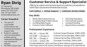 Customer Service Skills Resume Sample by What To List In The Skills Section Of A Resume 3232