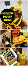 best 25 construction party foods ideas on pinterest