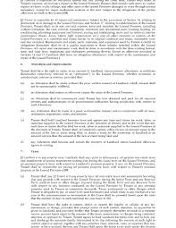 Commercial Lease Sample Texas Commercial Lease Agreement Legal Forms And Business