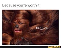 Chewbacca Memes - chewbacca meme loreal funny ifunny