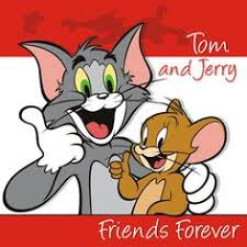 pin ish beebe tom jerry cartoon toms
