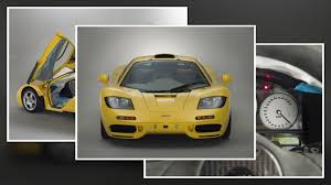ferrari f1 factory this 148 mile mclaren f1 is one of the most valuable cars for sale