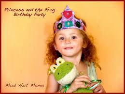 princess frog themed birthday party mud hut mama